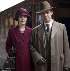 Pas de trêve des confiseurs à Downton Abbey