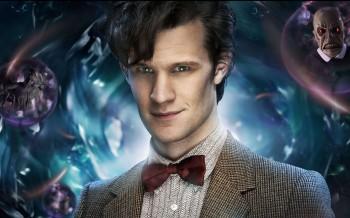 Matt Smith dévoile la 11e régénération de Doctor Who