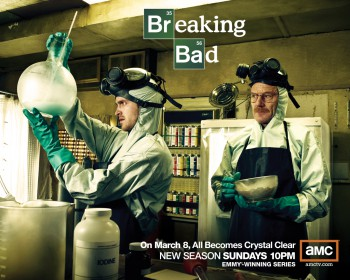 65e Emmy Awards: Salut final pour Breaking Bad