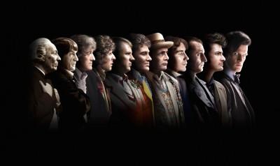 Jour J: le Docteur Who en 12 chiffres