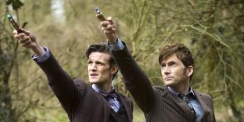Le Docteur Who établit un deuxième record mondial