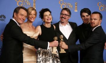 Golden Globes: Breaking Bad part avec les honneurs