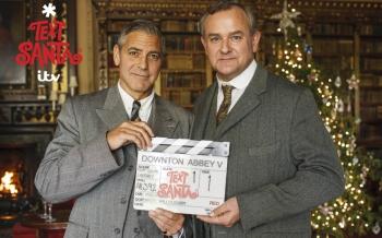 George Clooney dans Downton Abbey, what else ?