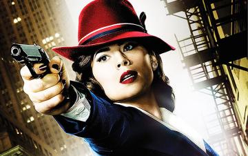 Agent Carter, héroïne en lutte au sein de la Marvel