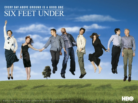 Le plein des séries (3): Six feet under, nos chers disparus