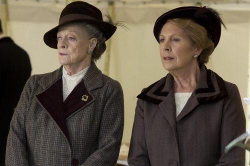 Quitter Downton Abbey à regret