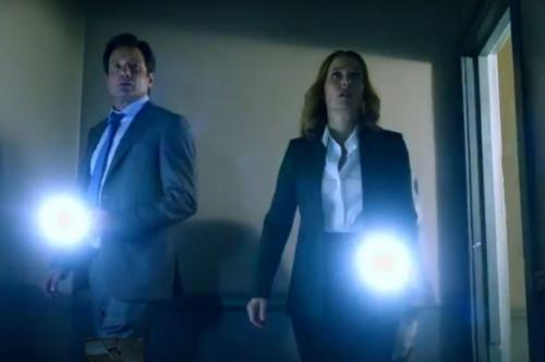 X-Files: le retour de Mulder et Scully
