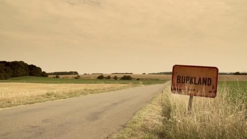 Burkland, petit village belge au coeur d'une vaste épidémie