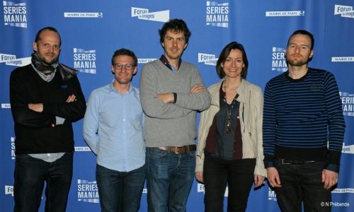 Les séries belges ont réussi la passe de 3 à Séries Mania