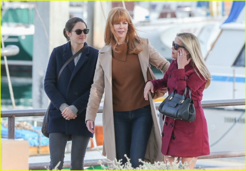 Big Little Lies: sous la plage, la rage