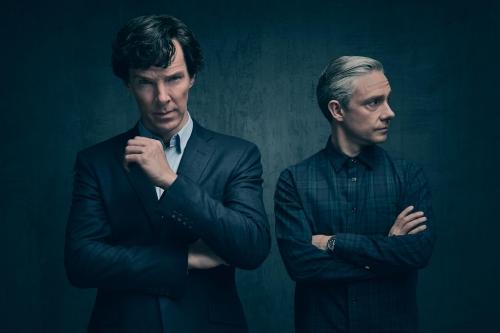 Saison 4: Sherlock garde le meilleur pour la fin