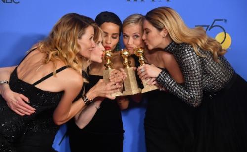 Golden Globes 2018: Big Little Lies, The Handmaid's tale, les lauriers de la révolte