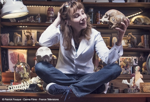 Alexandra Ehle: Miss Julie et Docteur Scalpel
