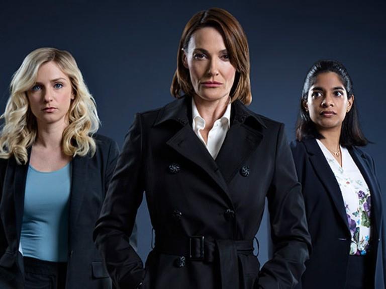Commissaire Bancroft: sage duel de femmes en bleu