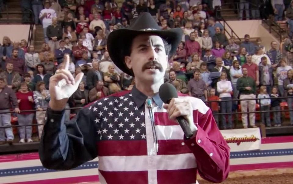Who is America: Sacha Baron Cohen déshabille l'Amérique de Trump
