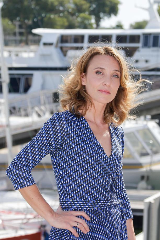 Alix Poisson, comédienne de cause-combat