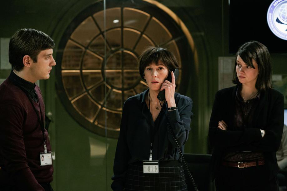 Le Bureau des Légendes: Marie-Jeanne choisit quatre mots pour définir la saison 4