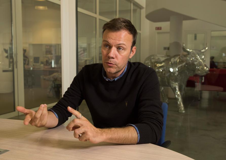 Marc Janssen: «La RTBF souhaite développer des séries binationales»