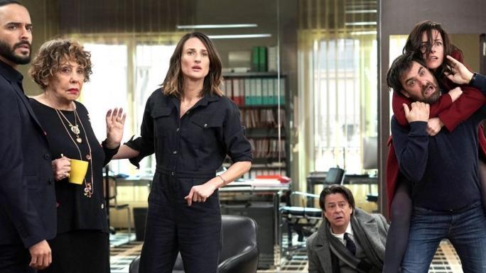 «Dix pour cent» saison 3: l'appel de l'écran large