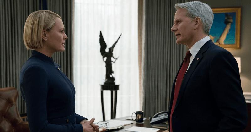 House of cards saison 6: La Présidente et ses ennemis