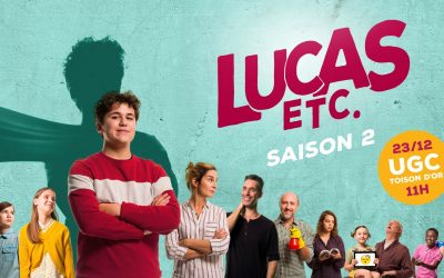 Lucas etc.: quelle(s) vie(s) on mène quand on a 14 ans!
