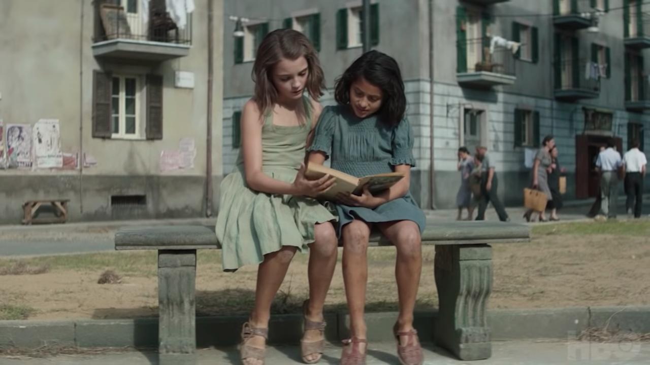 Découvrir L'Amie prodigieuse, la saga d'Elena Ferrante, en série