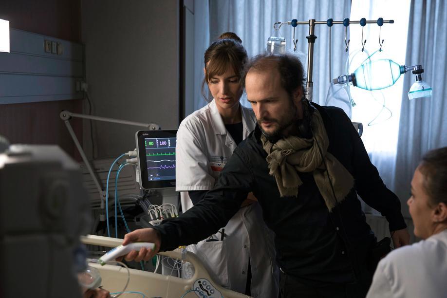 Thomas Lilti: «Hippocrate parle de la jeunesse, de l'apprentissage à l'hôpital»