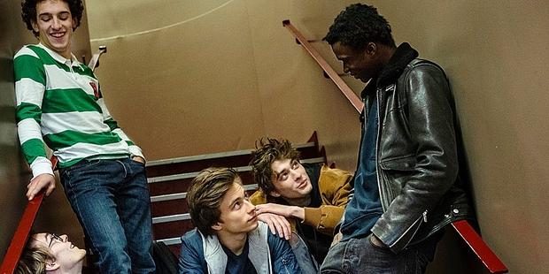 Le coeur de Lucas fait vibrer la saison 3 de «Skam France»