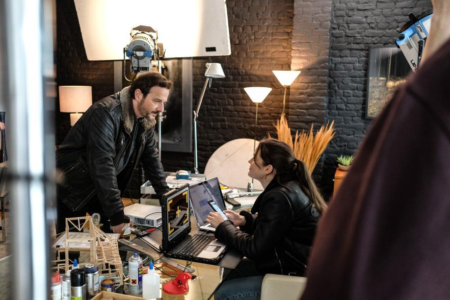 Achetée par Netflix et la VRT, Unité 42 filme sa saison 2