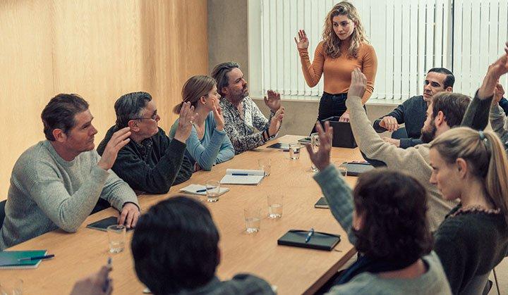 The Twelve sacrée meilleure série au festival du film policier de Liège