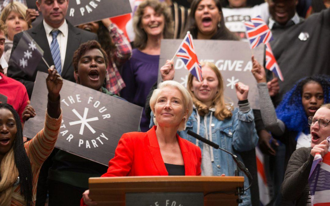 «Years and Years»: Emma Thompson dans une saga futuriste, mêlant famille et politique sur fond de Brexit