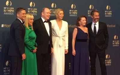 Patricia Arquette et The Good Doctor primés à Monte-Carlo