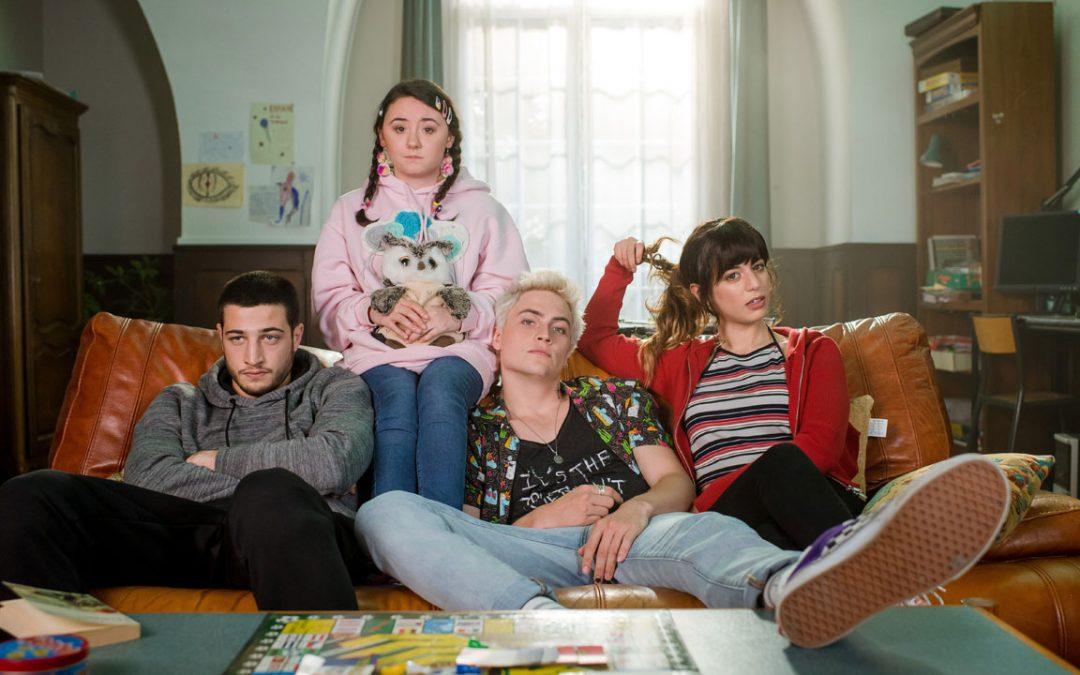 «Mental»: Une joyeuse bande de fêlés s'invite sur France TV