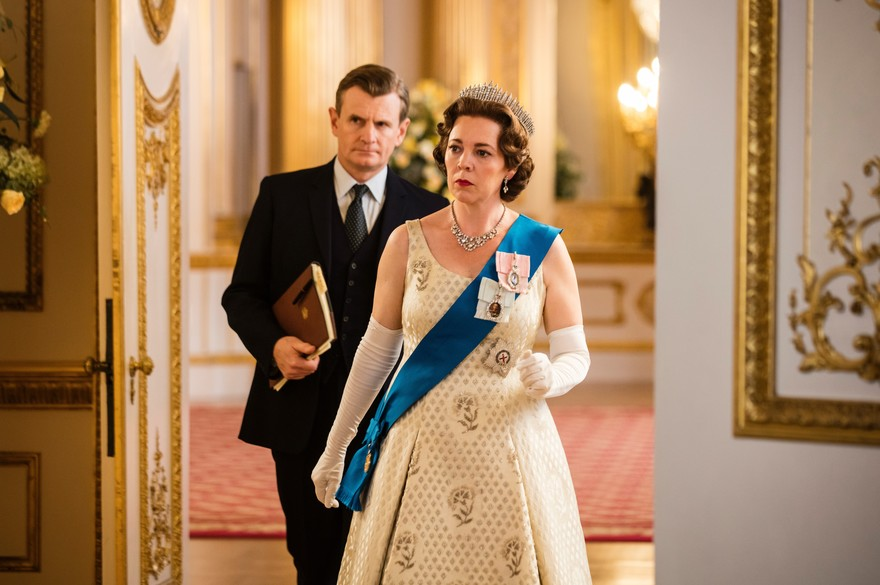 The Crown saison 3: Elizabeth II, on l'aime Colman