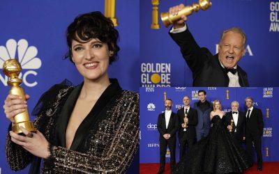 Fleabag, Succession et Chernobyl ont régné sur les Golden Globes 2020