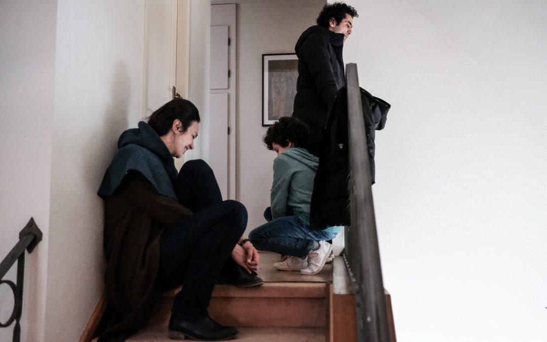 «Invisible», une série fantastique, représentative de la diversité belge
