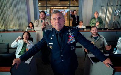 «Space Force» : pour Netflix, Steve Carell vise la Lune et au-delà