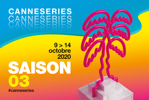 Le festival CanneSeries propose sa 3e édition remaniée en ligne et sur la Croisette