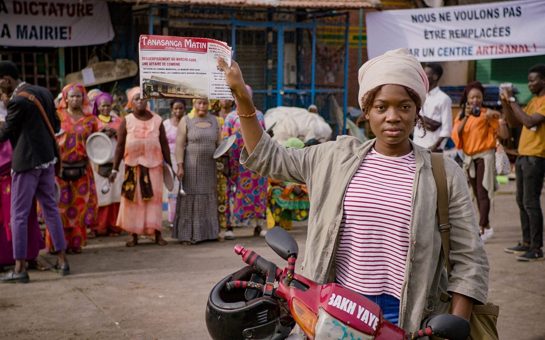 «Wara», plongée dans les coulisses du pouvoir avec les activistes africains