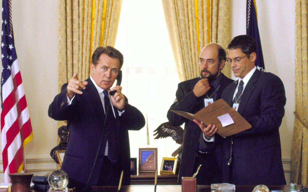 Six raisons qui font de la Maison-Blanche, l'arène des séries