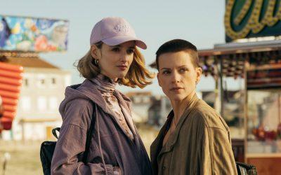 «Cheyenne et Lola»: fuite, galères et western social avec Veerle Baetens