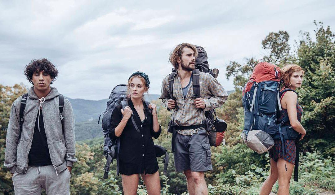 «GR5»: Deux mille kilomètres à pied, épuisante épopée
