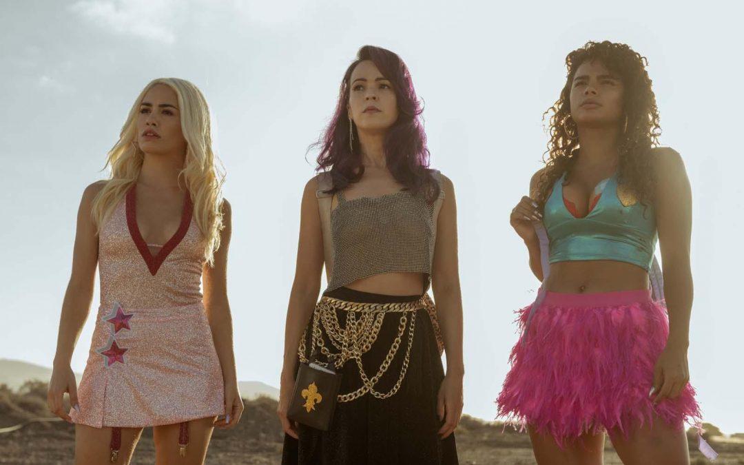 «Sky Rojo»: la cavale (sans issue) de trois filles de joie façon «Pulp Fiction»