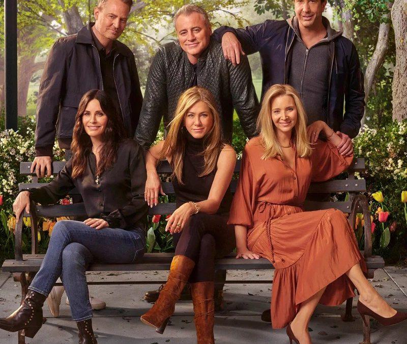 «Friends» s'offre un rendez-vous spécial: celui où ils étaient enfin à nouveau tous réunis