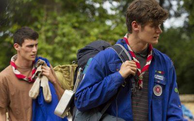 «Coyotes»: panique au camp scout, dans la nouvelle série belge