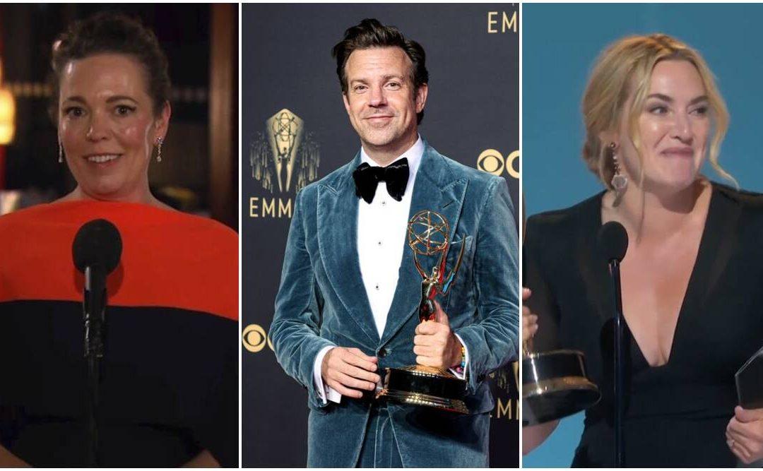 Emmy Awards: The Crown et Ted Lasso attendus mais de trop nombreux visages de la diversité oubliés