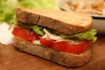 Club sandwich à la française