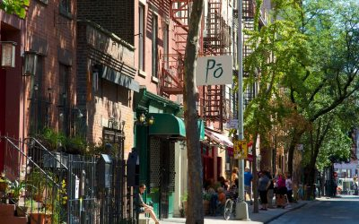 Carnet d'adresses new-yorkaises: Greenwich Village, West Village & East Village…