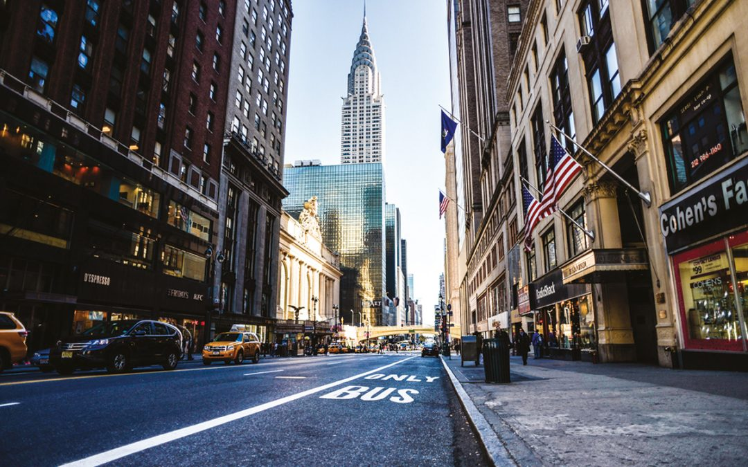 Carnet d'adresses new-yorkaises: Midtown