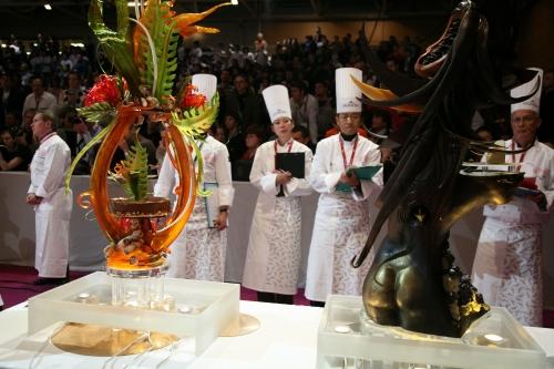 La Belgique troisième à la Coupe du monde de la pâtisserie